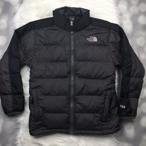 The North Face Puffer Coat Jacket Boys Large 14-16